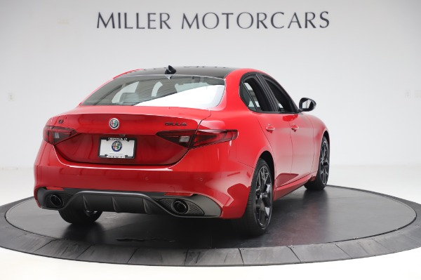 New 2020 Alfa Romeo Giulia Sport Q4 for sale Sold at Maserati of Westport in Westport CT 06880 7