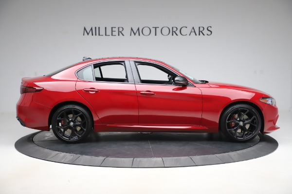 New 2020 Alfa Romeo Giulia Sport Q4 for sale Sold at Maserati of Westport in Westport CT 06880 9