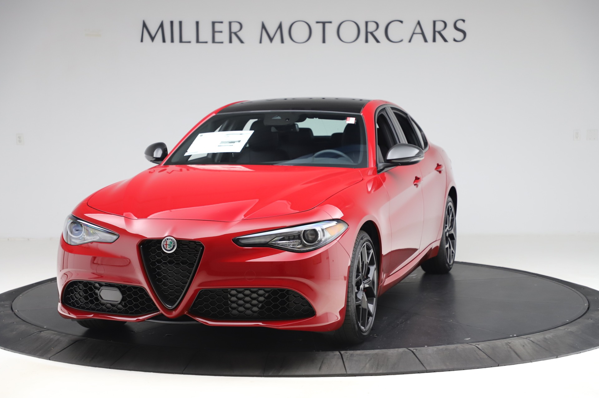 New 2020 Alfa Romeo Giulia Sport Q4 for sale Sold at Maserati of Westport in Westport CT 06880 1