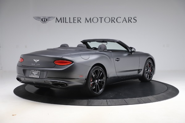 New 2020 Bentley Continental GTC W12 for sale $329,600 at Maserati of Westport in Westport CT 06880 8