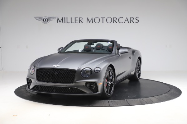 New 2020 Bentley Continental GTC W12 for sale $329,600 at Maserati of Westport in Westport CT 06880 1