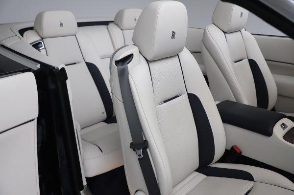 Used 2017 Rolls-Royce Dawn Base for sale $248,900 at Maserati of Westport in Westport CT 06880 22