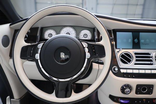 Used 2017 Rolls-Royce Dawn Base for sale $248,900 at Maserati of Westport in Westport CT 06880 27