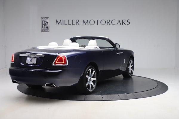 Used 2017 Rolls-Royce Dawn Base for sale $248,900 at Maserati of Westport in Westport CT 06880 8