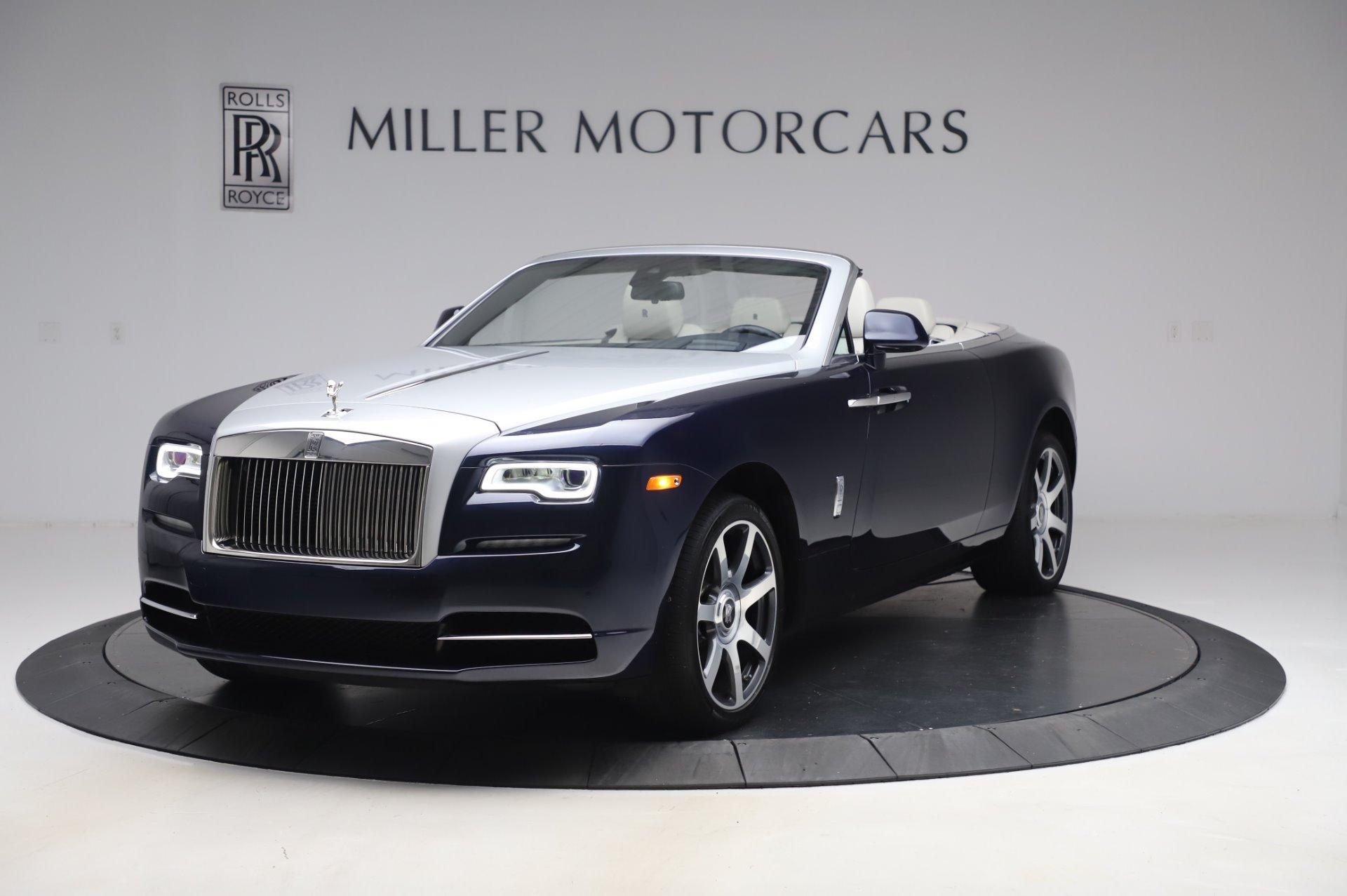 Used 2017 Rolls-Royce Dawn Base for sale $248,900 at Maserati of Westport in Westport CT 06880 1
