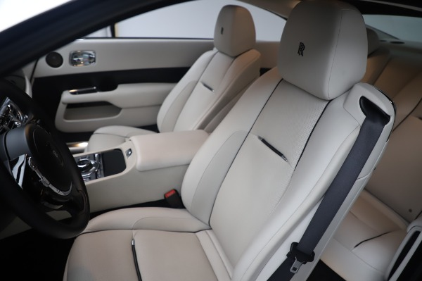 Used 2015 Rolls-Royce Wraith Base for sale Call for price at Maserati of Westport in Westport CT 06880 12