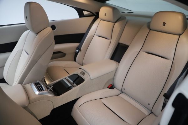 Used 2015 Rolls-Royce Wraith for sale $189,900 at Maserati of Westport in Westport CT 06880 14