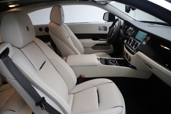 Used 2015 Rolls-Royce Wraith Base for sale Call for price at Maserati of Westport in Westport CT 06880 16