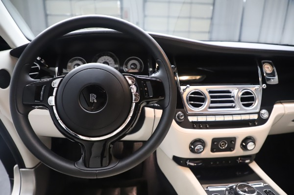 Used 2015 Rolls-Royce Wraith for sale $189,900 at Maserati of Westport in Westport CT 06880 17
