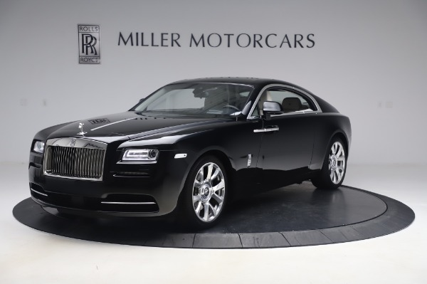 Used 2015 Rolls-Royce Wraith Base for sale Call for price at Maserati of Westport in Westport CT 06880 2