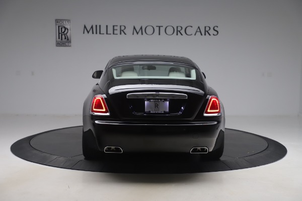 Used 2015 Rolls-Royce Wraith for sale $189,900 at Maserati of Westport in Westport CT 06880 6