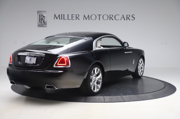 Used 2015 Rolls-Royce Wraith Base for sale Call for price at Maserati of Westport in Westport CT 06880 7