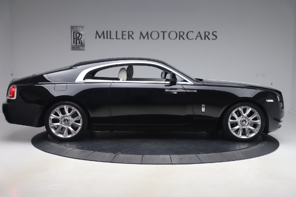 Used 2015 Rolls-Royce Wraith Base for sale Call for price at Maserati of Westport in Westport CT 06880 8