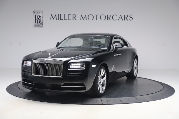 Used 2015 Rolls-Royce Wraith Base for sale Call for price at Maserati of Westport in Westport CT 06880 1
