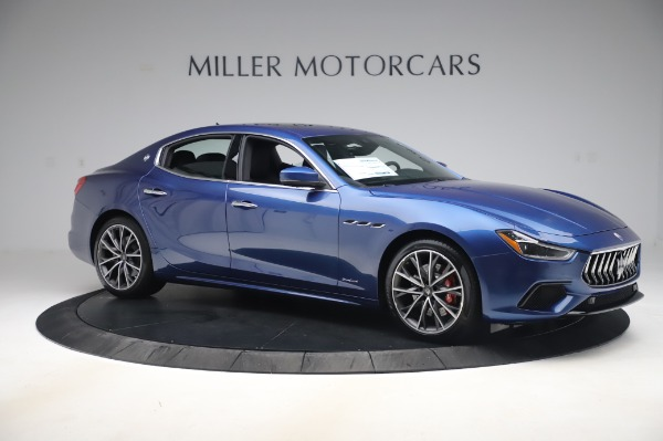 New 2020 Maserati Ghibli S Q4 GranSport for sale $94,935 at Maserati of Westport in Westport CT 06880 10
