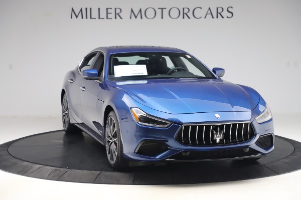 New 2020 Maserati Ghibli S Q4 GranSport for sale $94,935 at Maserati of Westport in Westport CT 06880 11