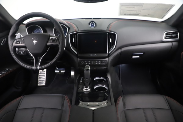 New 2020 Maserati Ghibli S Q4 GranSport for sale $94,935 at Maserati of Westport in Westport CT 06880 16