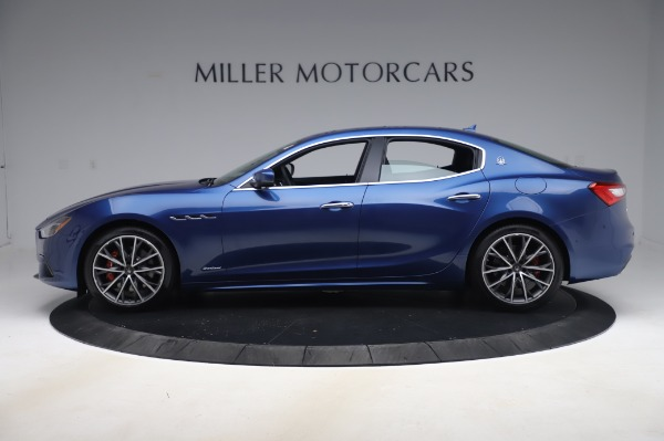 New 2020 Maserati Ghibli S Q4 GranSport for sale $94,935 at Maserati of Westport in Westport CT 06880 3