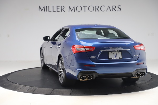 New 2020 Maserati Ghibli S Q4 GranSport for sale $94,935 at Maserati of Westport in Westport CT 06880 5