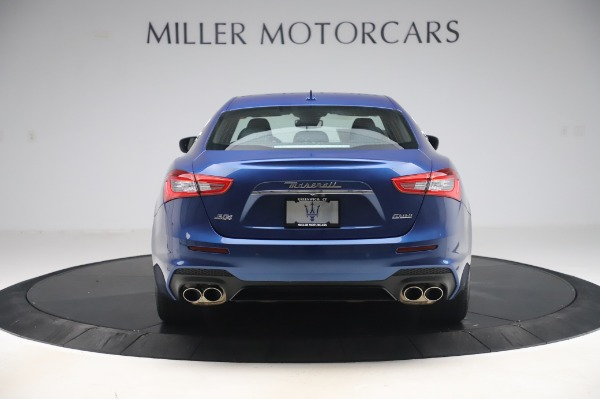New 2020 Maserati Ghibli S Q4 GranSport for sale $94,935 at Maserati of Westport in Westport CT 06880 6