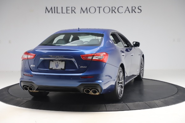 New 2020 Maserati Ghibli S Q4 GranSport for sale $94,935 at Maserati of Westport in Westport CT 06880 7
