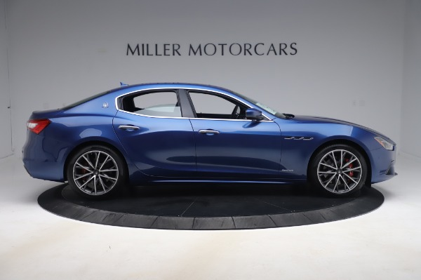 New 2020 Maserati Ghibli S Q4 GranSport for sale $94,935 at Maserati of Westport in Westport CT 06880 9