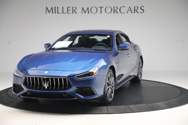 New 2020 Maserati Ghibli S Q4 GranSport for sale $94,935 at Maserati of Westport in Westport CT 06880 1