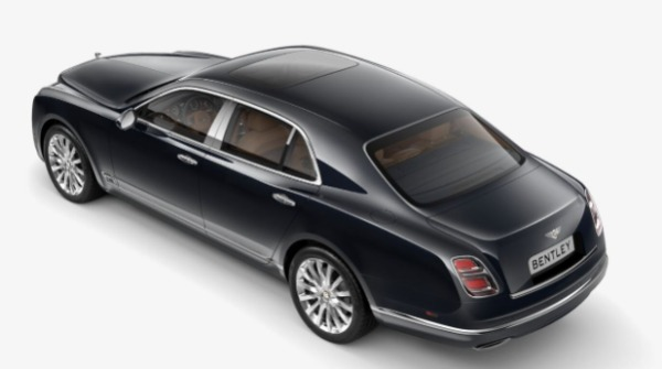 New 2020 Bentley Mulsanne for sale $360,875 at Maserati of Westport in Westport CT 06880 4
