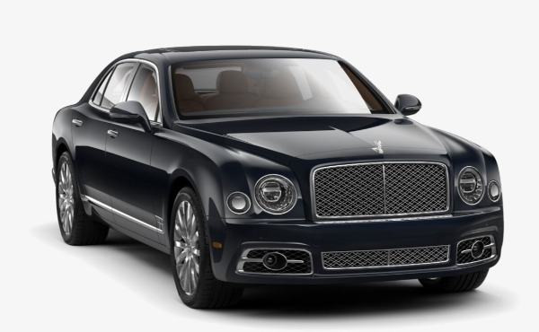 New 2020 Bentley Mulsanne for sale $360,875 at Maserati of Westport in Westport CT 06880 1