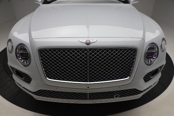 New 2020 Bentley Bentayga Hybrid for sale $220,475 at Maserati of Westport in Westport CT 06880 13