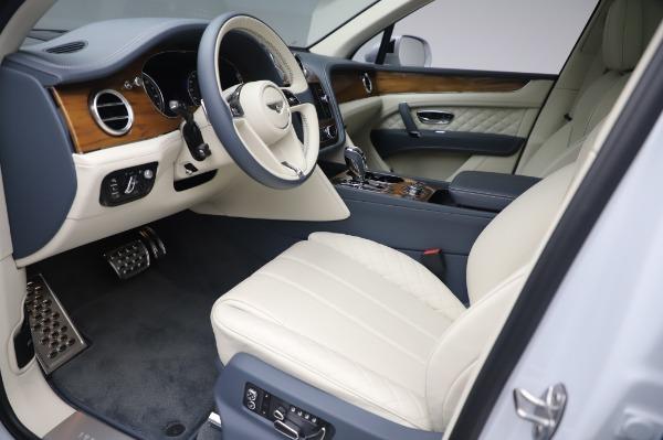 New 2020 Bentley Bentayga Hybrid for sale $220,475 at Maserati of Westport in Westport CT 06880 18