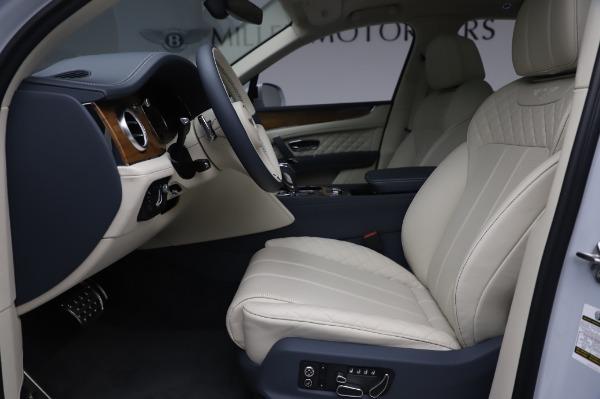 New 2020 Bentley Bentayga Hybrid for sale $220,475 at Maserati of Westport in Westport CT 06880 19