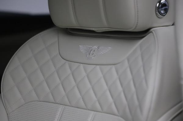 New 2020 Bentley Bentayga Hybrid for sale $220,475 at Maserati of Westport in Westport CT 06880 21