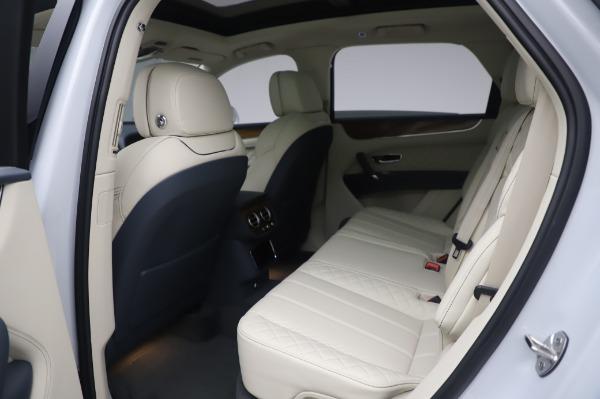 New 2020 Bentley Bentayga Hybrid for sale $220,475 at Maserati of Westport in Westport CT 06880 22