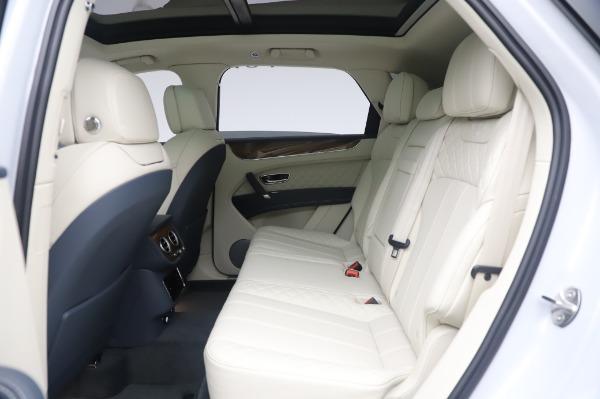 Used 2020 Bentley Bentayga Hybrid for sale $185,900 at Maserati of Westport in Westport CT 06880 23