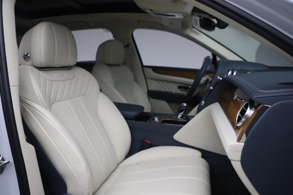 New 2020 Bentley Bentayga Hybrid for sale $220,475 at Maserati of Westport in Westport CT 06880 28