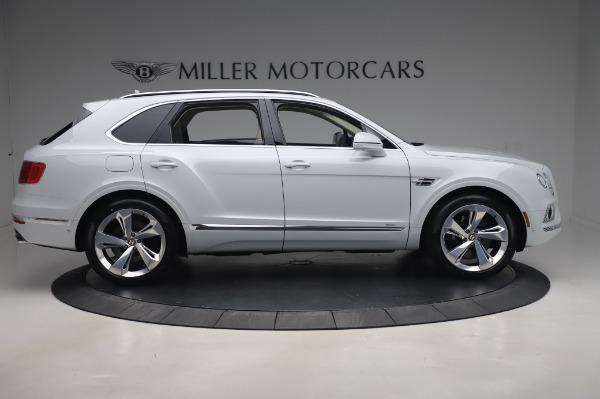 New 2020 Bentley Bentayga Hybrid for sale $220,475 at Maserati of Westport in Westport CT 06880 9