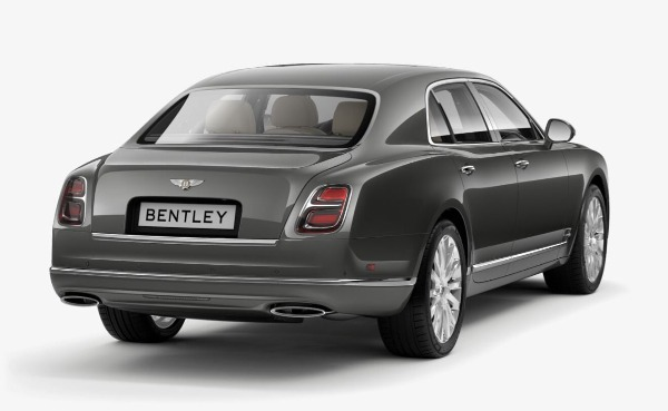 New 2020 Bentley Mulsanne for sale $356,020 at Maserati of Westport in Westport CT 06880 3