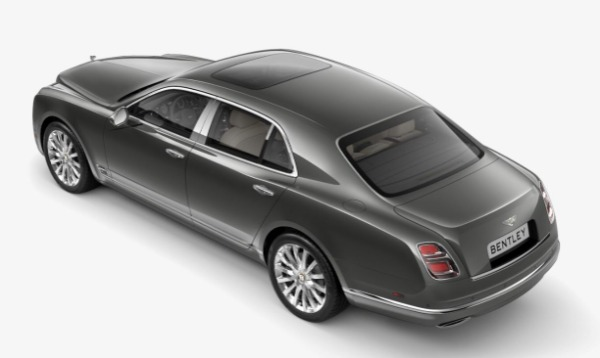 New 2020 Bentley Mulsanne for sale $356,020 at Maserati of Westport in Westport CT 06880 4