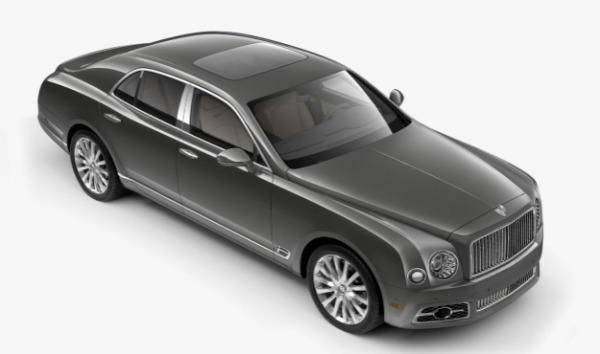 New 2020 Bentley Mulsanne for sale $356,020 at Maserati of Westport in Westport CT 06880 5