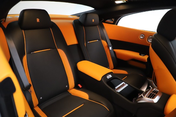 Used 2020 Rolls-Royce Wraith for sale $359,900 at Maserati of Westport in Westport CT 06880 14