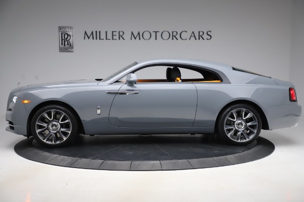 Used 2020 Rolls-Royce Wraith for sale $359,900 at Maserati of Westport in Westport CT 06880 3