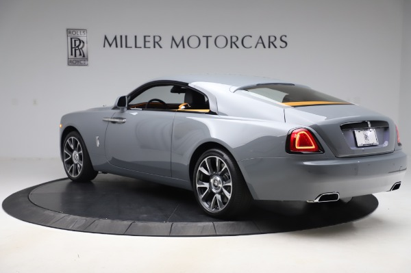 Used 2020 Rolls-Royce Wraith for sale $359,900 at Maserati of Westport in Westport CT 06880 4