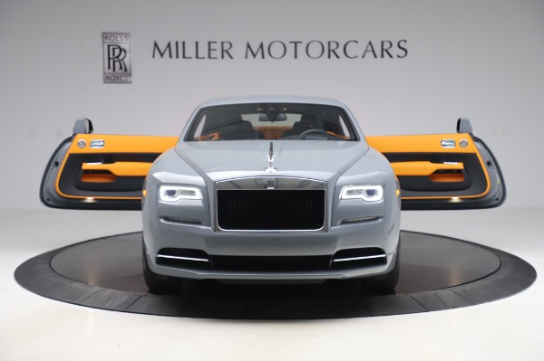 Used 2020 Rolls-Royce Wraith for sale $359,900 at Maserati of Westport in Westport CT 06880 9