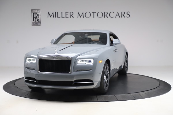 Used 2020 Rolls-Royce Wraith for sale $359,900 at Maserati of Westport in Westport CT 06880 1