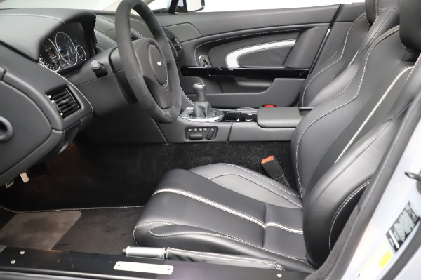 Used 2017 Aston Martin V12 Vantage S Roadster for sale Sold at Maserati of Westport in Westport CT 06880 20