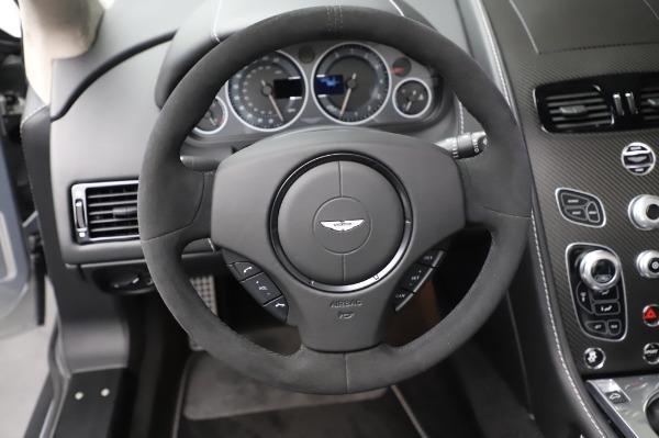 Used 2017 Aston Martin V12 Vantage S Roadster for sale Sold at Maserati of Westport in Westport CT 06880 23
