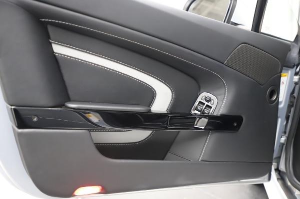 Used 2017 Aston Martin V12 Vantage S Roadster for sale Sold at Maserati of Westport in Westport CT 06880 25
