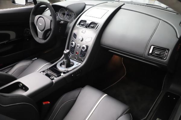Used 2017 Aston Martin V12 Vantage S Roadster for sale Sold at Maserati of Westport in Westport CT 06880 27