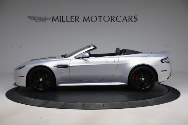 Used 2017 Aston Martin V12 Vantage S Roadster for sale Sold at Maserati of Westport in Westport CT 06880 4